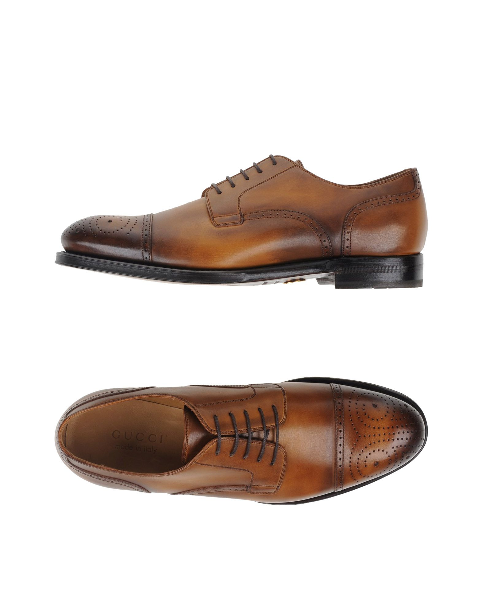 GUCCI Обувь на шнурках обувь