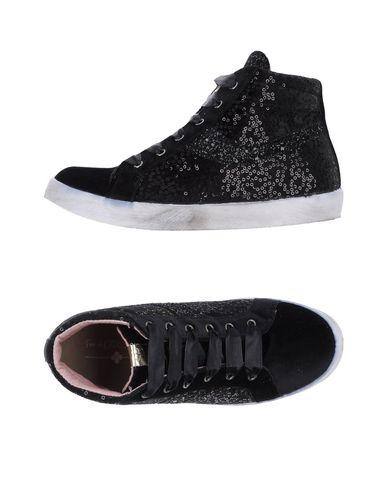 Фото - Высокие кеды и кроссовки от FIORI DI PICCHE черного цвета