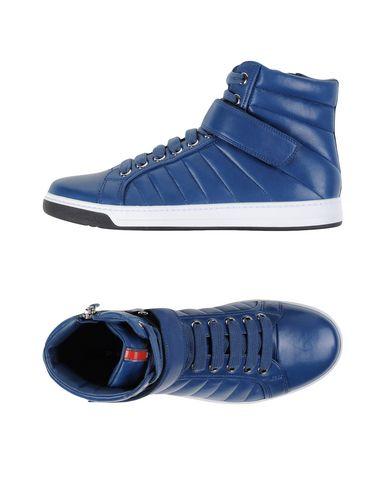 Foto PRADA SPORT Sneakers & Tennis shoes alte uomo
