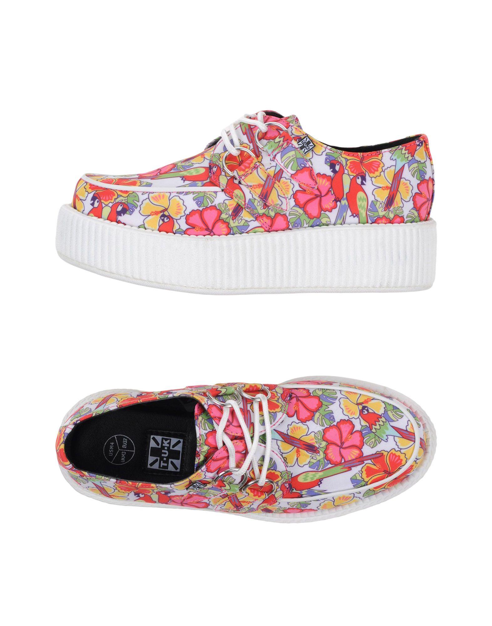 T.U.K Обувь на шнурках botti обувь на шнурках