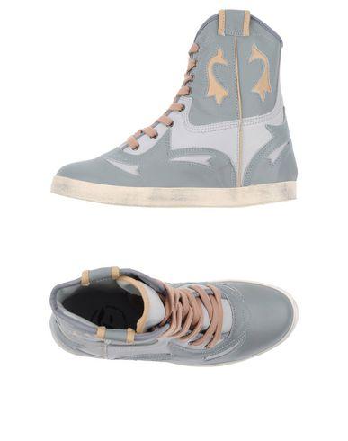 zapatillas FORNARINA SPORTGLAM Sneakers abotinadas mujer