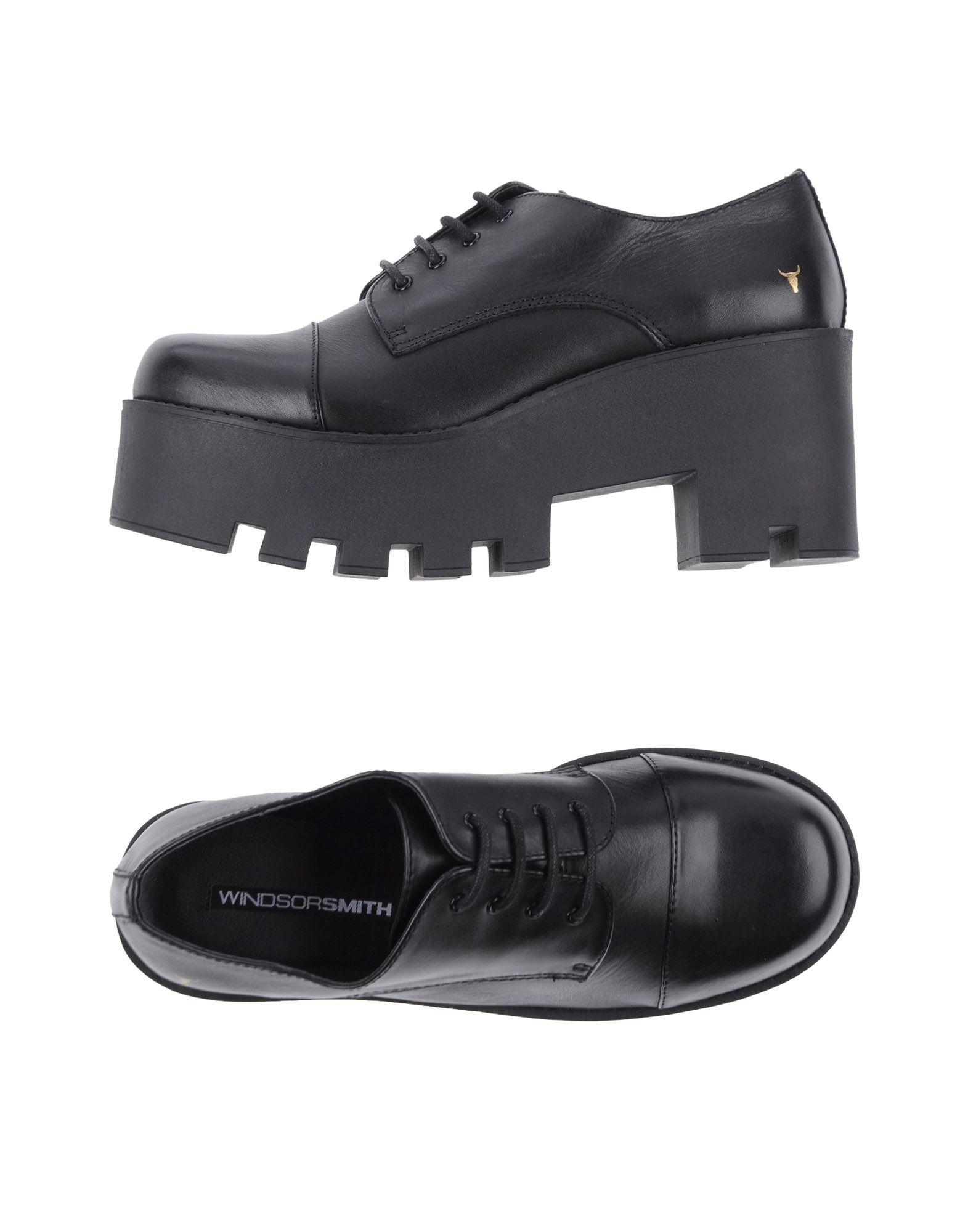 WINDSOR SMITH Обувь на шнурках