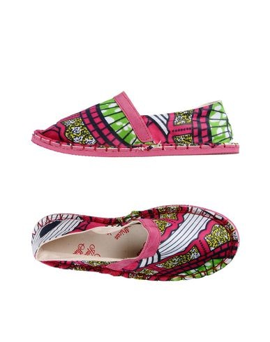 Эспадрильи AFRICAN HANDMADE SHOES 11032533CF