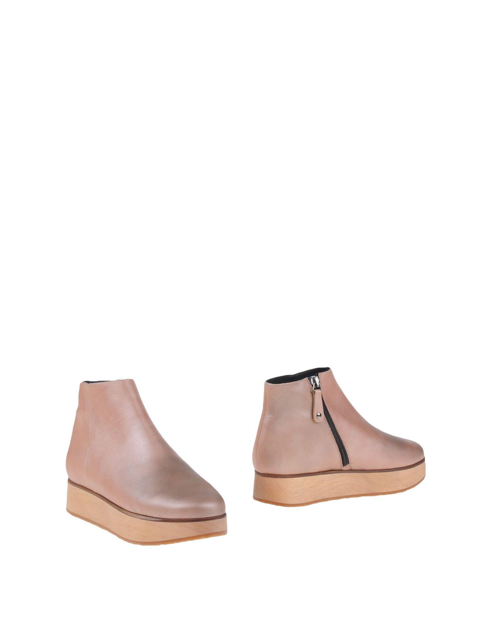 LA CORDE BLANCHE Полусапоги и высокие ботинки