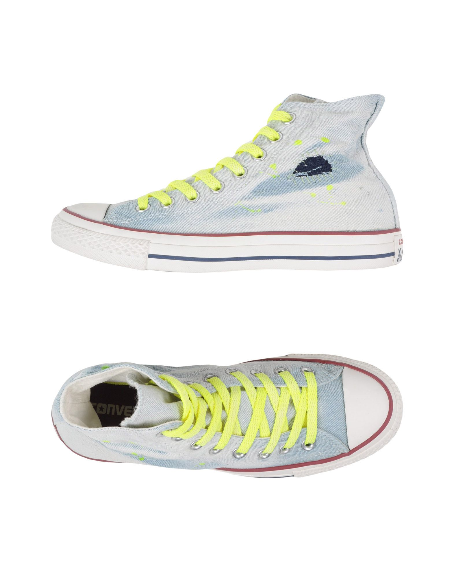 CONVERSE LIMITED EDITION Высокие кеды и кроссовки леска salmo team fluorocarbon ice soft 030 037 ts5024 037