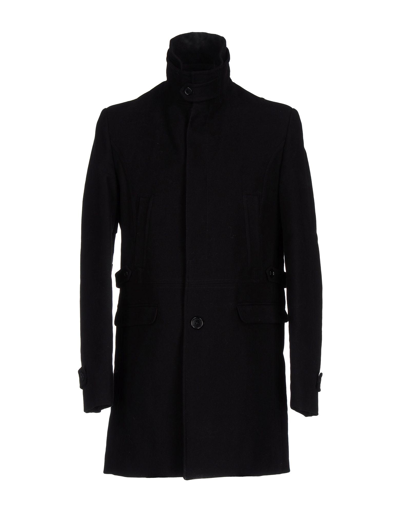 DAMA Coats in Black