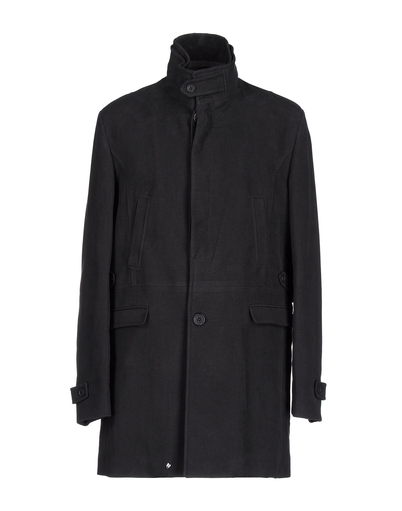DAMA Coats in Steel Grey