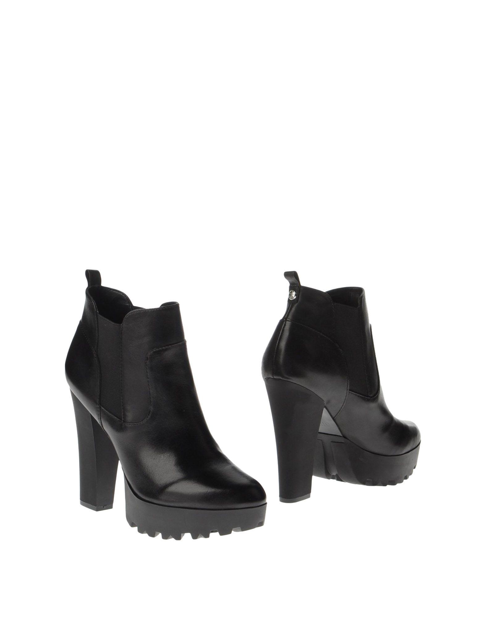 GUESS Полусапоги и высокие ботинки george j love полусапоги и высокие ботинки