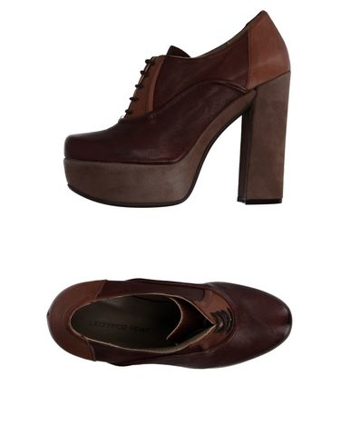 Обувь на шнурках от LEONARDO IACHINI