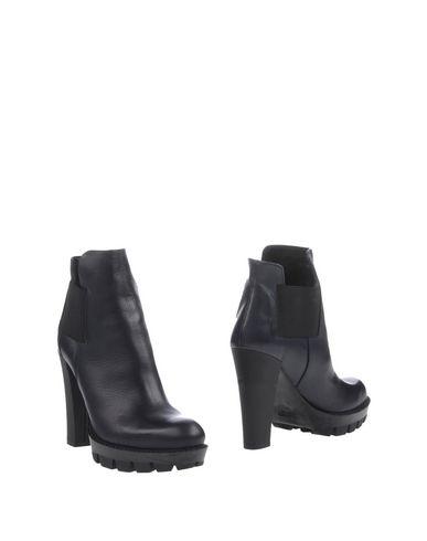 LEA FOSCATI Полусапоги и высокие ботинки ceyue brand men casual shoes high quality men s soft leather slip on loafers male fashion driving shoes boat shoe mens moccasin