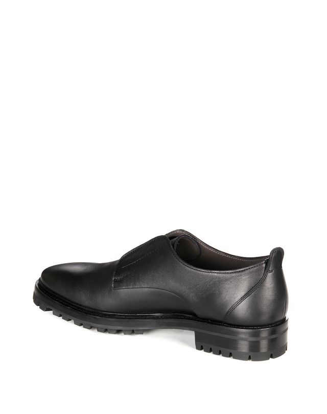 LANVIN SMOOTH CALFSKIN DERBY Lace ups U r