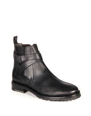 SMOOTH CALFSKIN CHELSEA BOOT