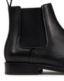 LANVIN Boots Man DUAL MATERIAL CHELSEA BOOT f