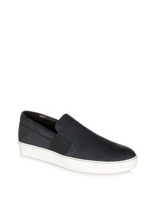 LANVIN TEXTURED SLIP-ON SNEAKER Sneakers U f