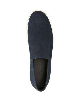 LANVIN TEXTURED SLIP-ON SNEAKER Sneakers U r