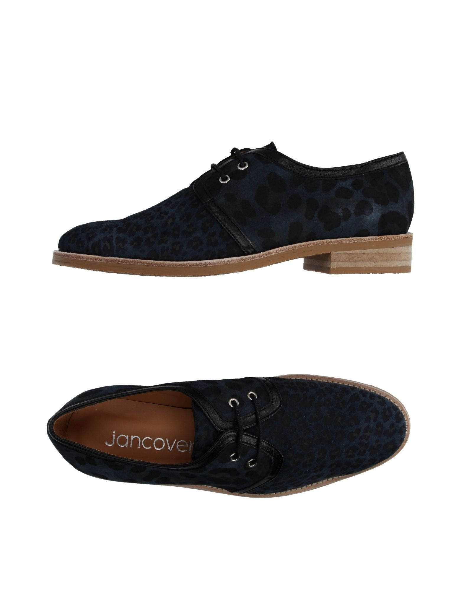 JANCOVEK Обувь на шнурках цены онлайн