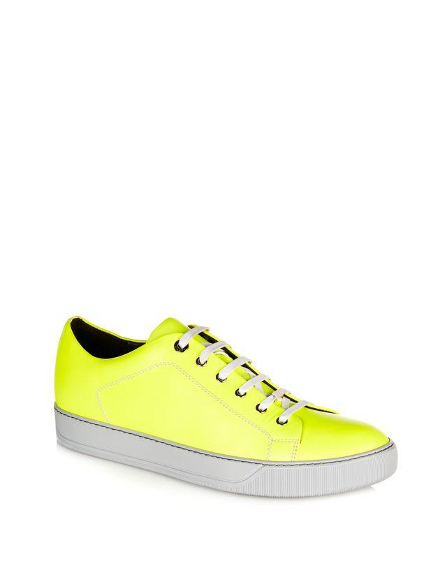 LANVIN SOFT CALFSKIN SNEAKER Sneakers U f