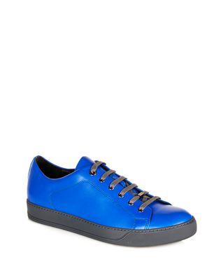 LANVIN NAPPA CALFSKIN SNEAKER Sneakers U f