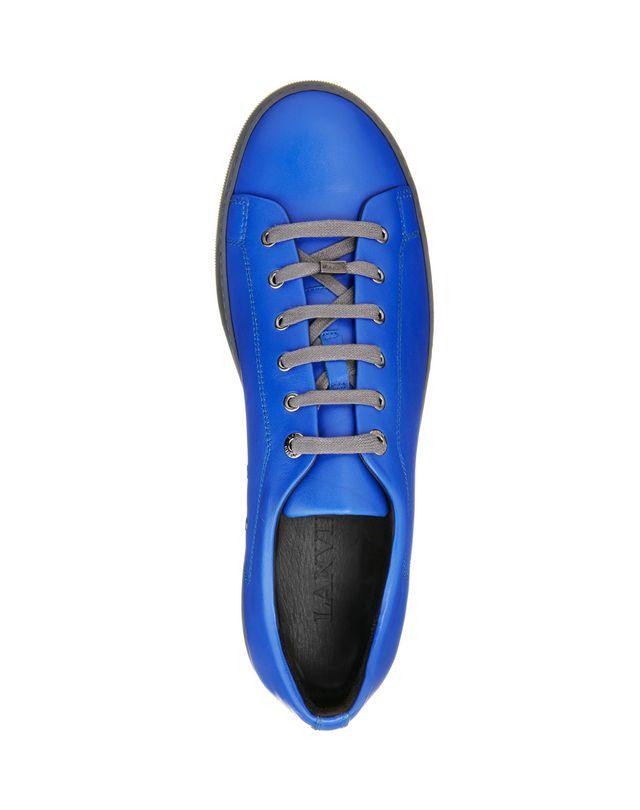 LANVIN NAPPA CALFSKIN SNEAKER Sneakers U d