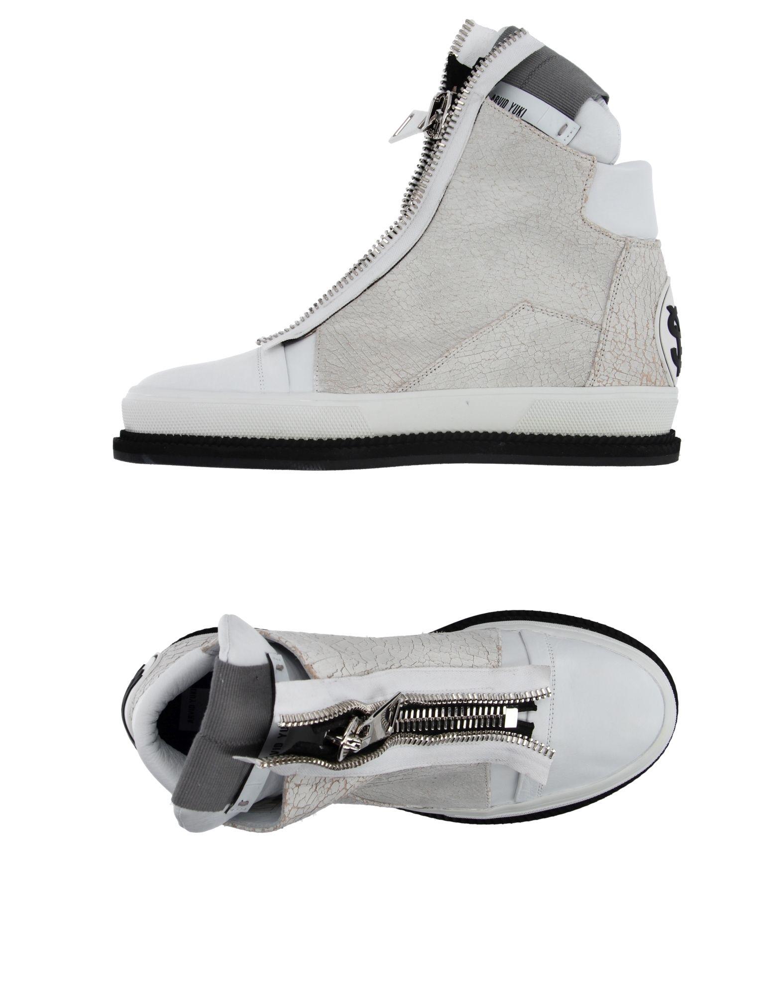 SHY by ARVID YUKI Высокие кеды и кроссовки shy by arvid yuki полусапоги и высокие ботинки