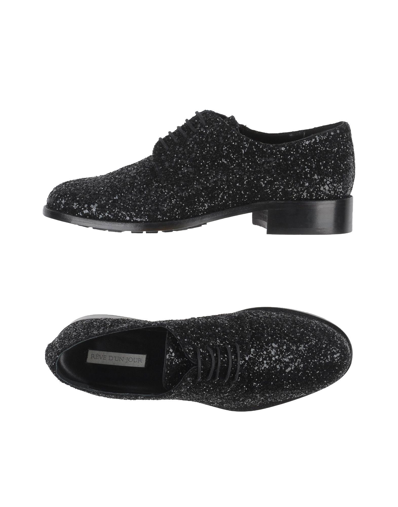 RÊVE D'UN JOUR Обувь на шнурках цены онлайн