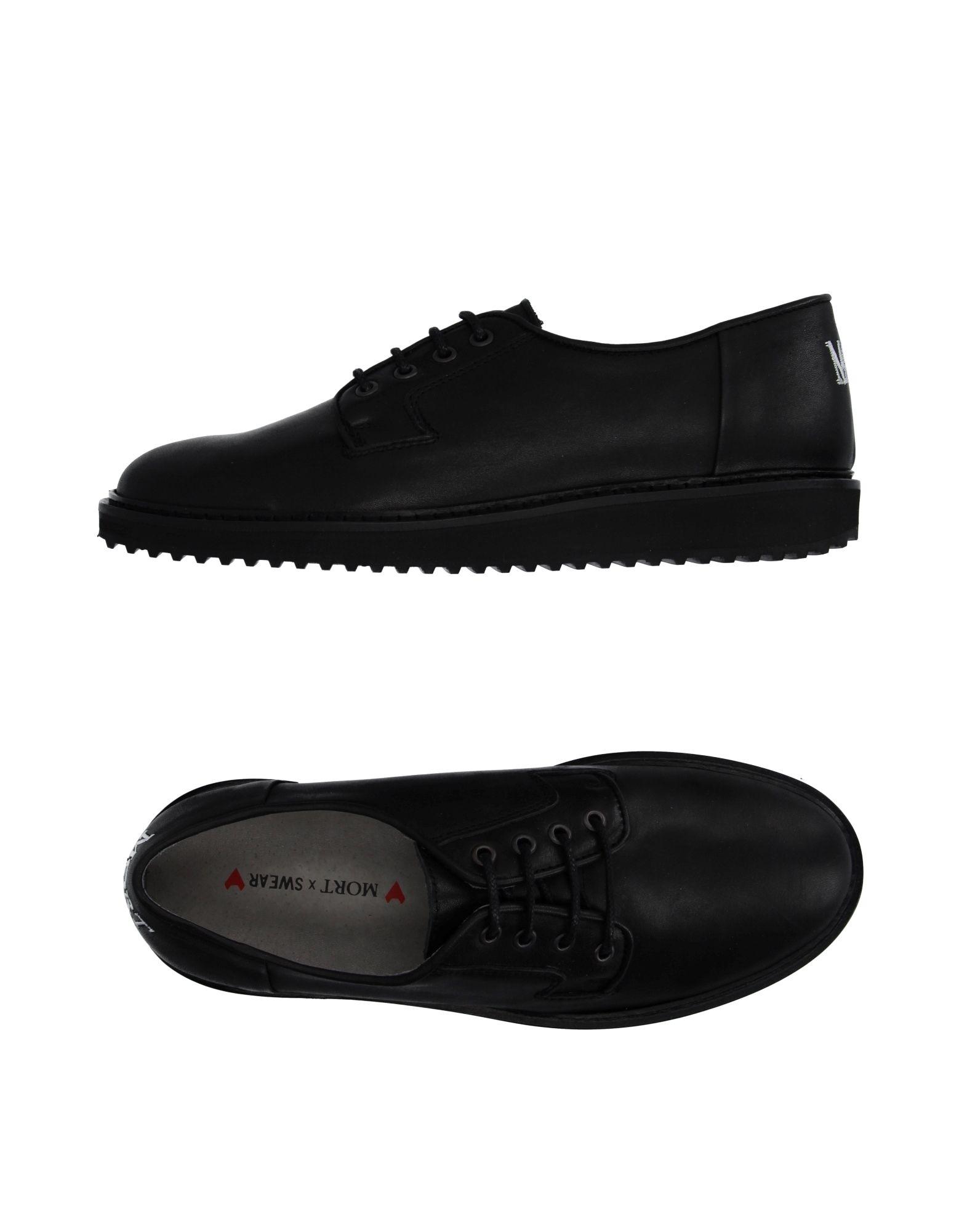 SWEAR-LONDON Обувь на шнурках
