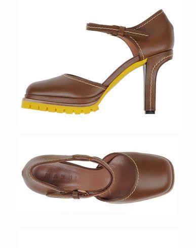 Туфли MARNI 11052210XU
