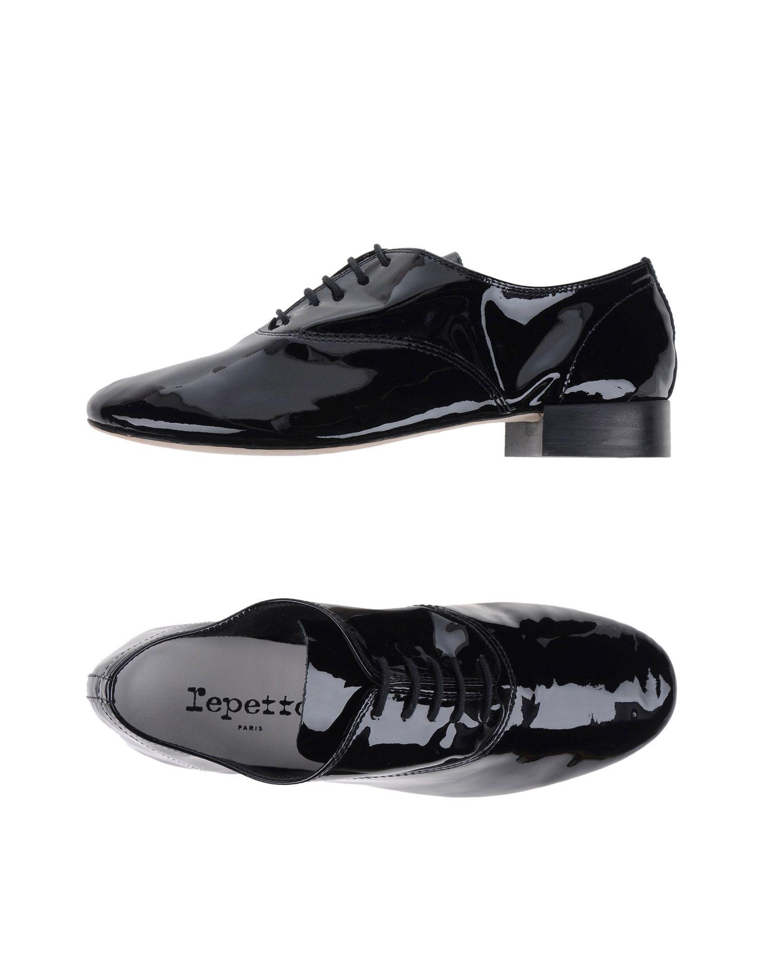 REPETTO Обувь на шнурках цены онлайн