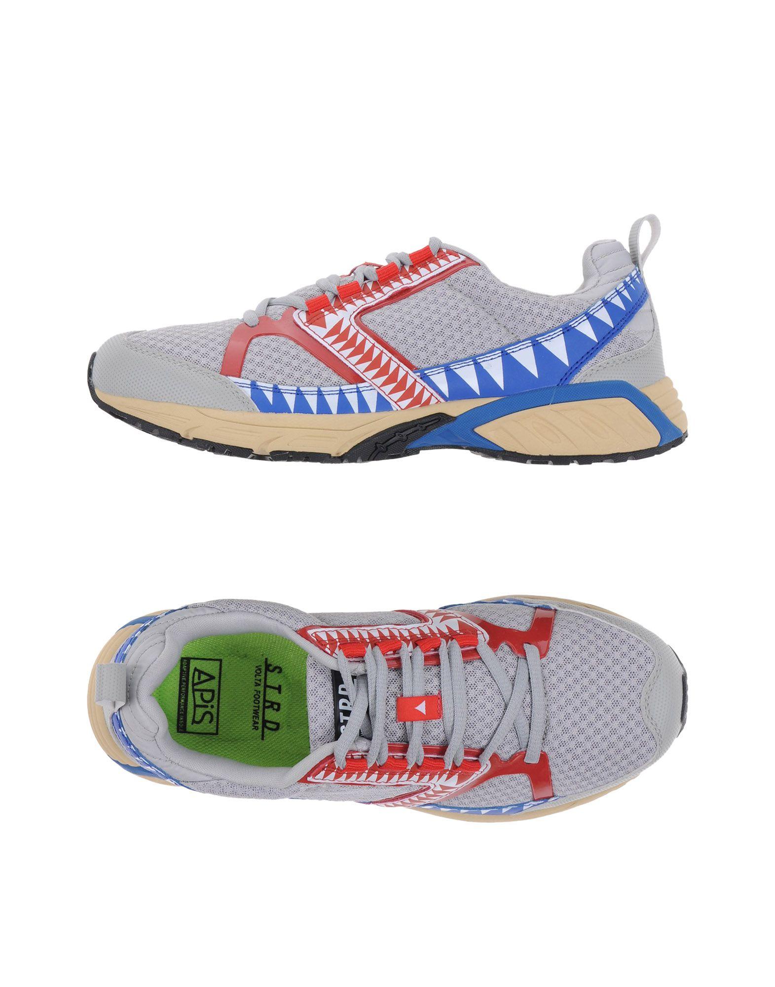 цены на STRD by VOLTA FOOTWEAR Низкие кеды и кроссовки  в интернет-магазинах