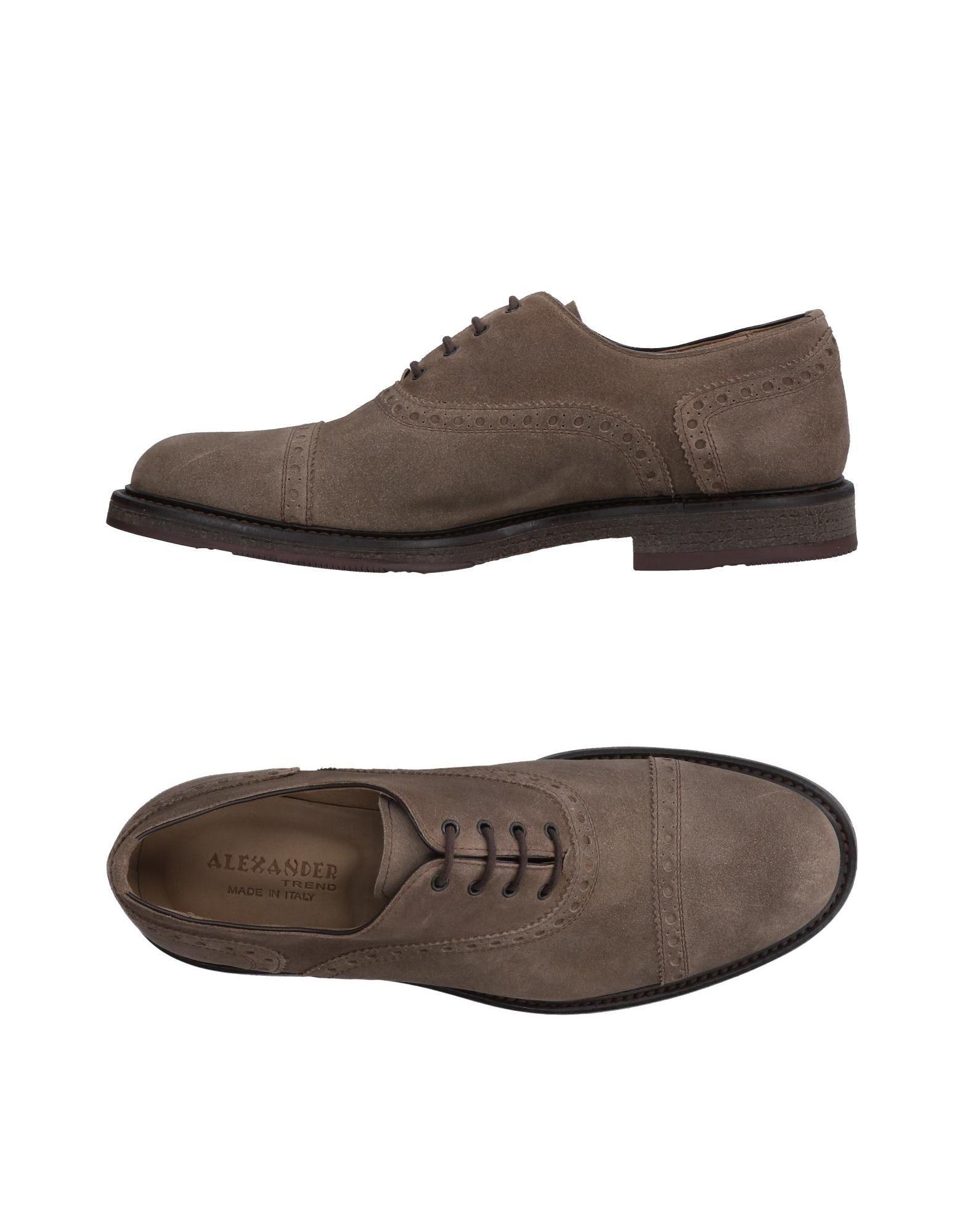 ALEXANDER TREND Обувь на шнурках обувь shoiberg