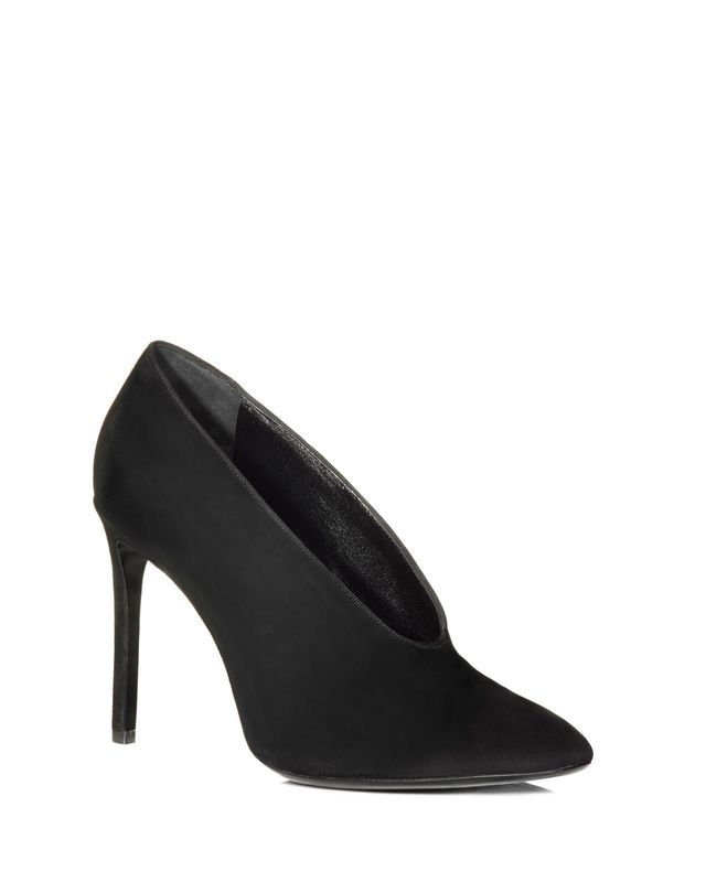 LANVIN HIGH HEEL IN SUEDE Pumps D f