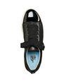 LANVIN Sneakers Woman LOW BLACK TWO LEATHER SNEAKER f