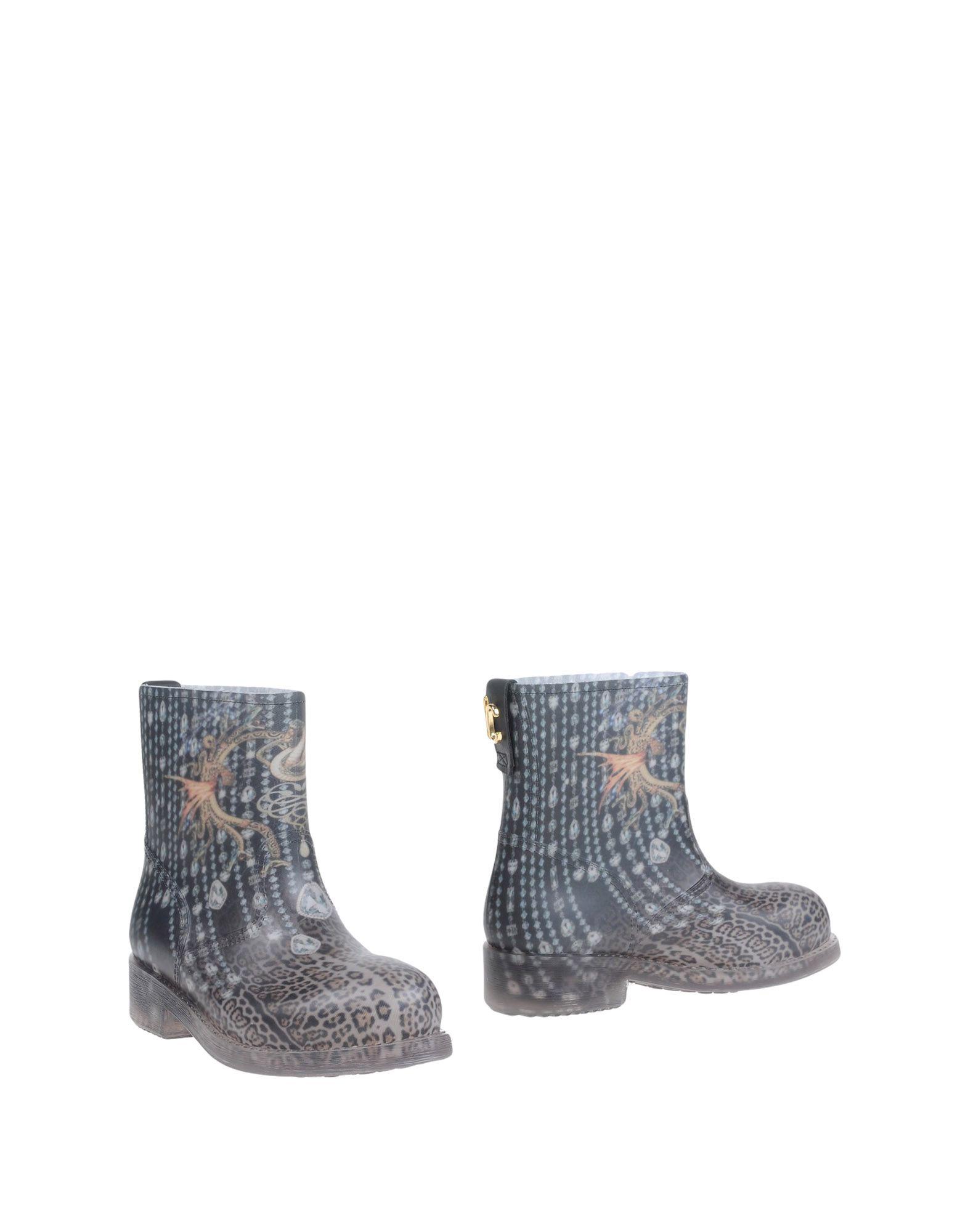 JUST CAVALLI Полусапоги и высокие ботинки цены онлайн