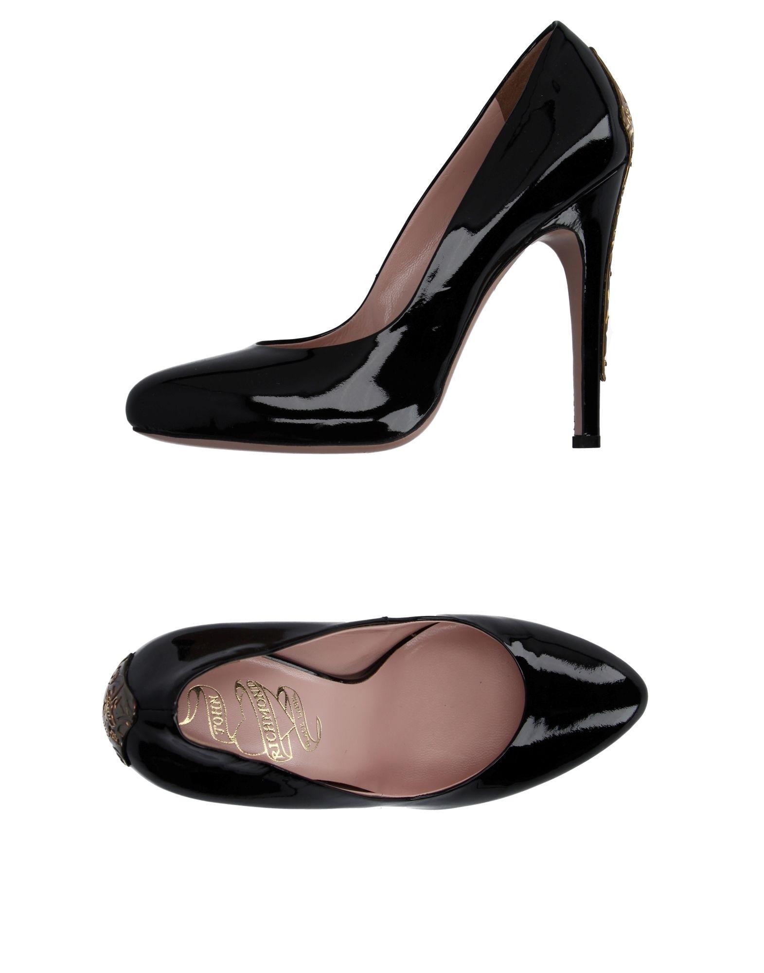 JOHN RICHMOND BLACK LABEL Туфли цены онлайн
