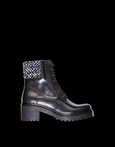 Moncler Combat boots D VIVIANE
