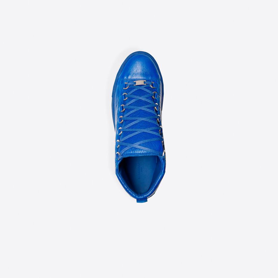 BALENCIAGA High Sneakers Arena Sneakers U e