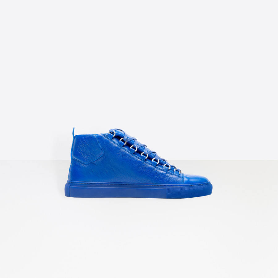 BALENCIAGA High Sneakers Arena Sneakers U f