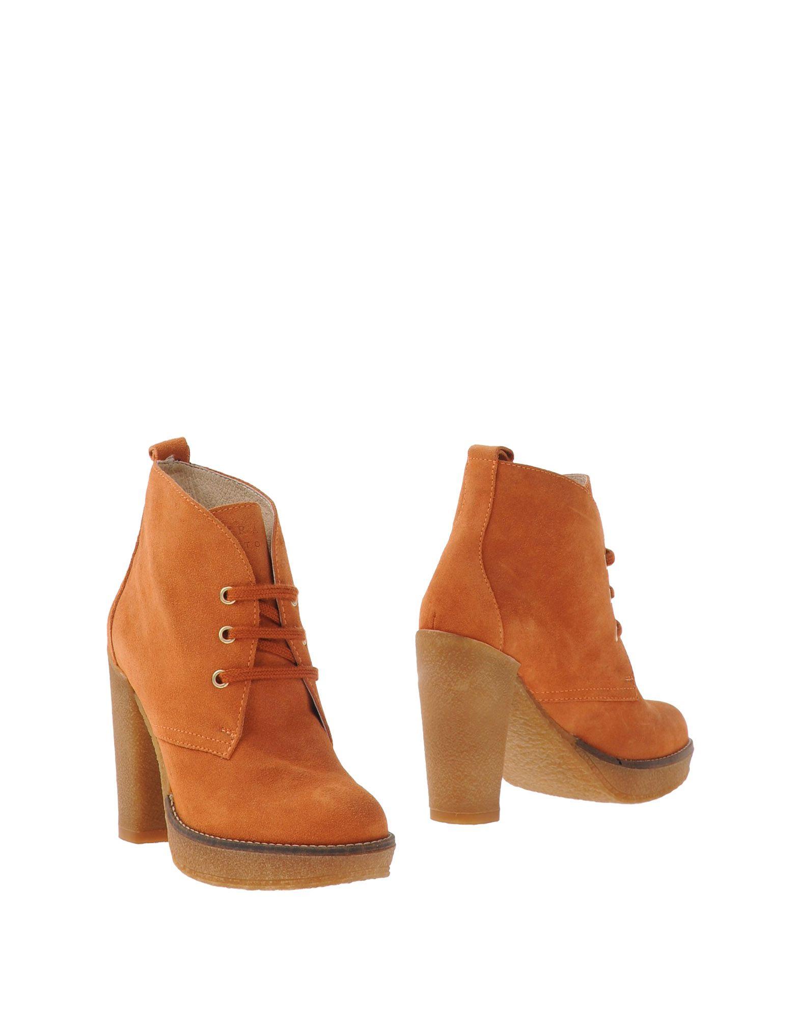 SERAFINI ETOILE Полусапоги и высокие ботинки цены онлайн