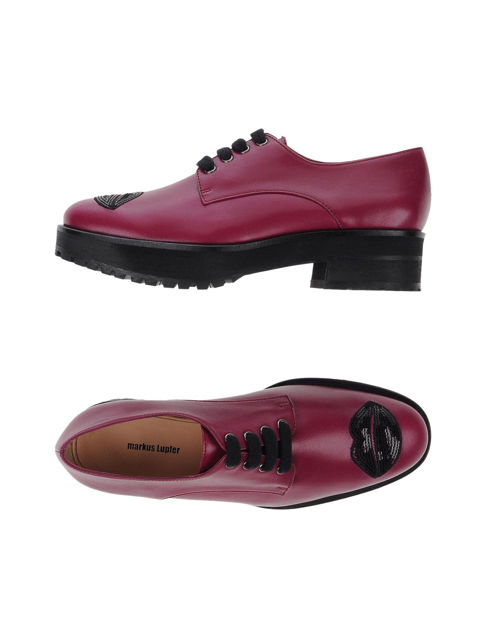 Фото - MARKUS LUPFER Обувь на шнурках обувь на высокой платформе dkny