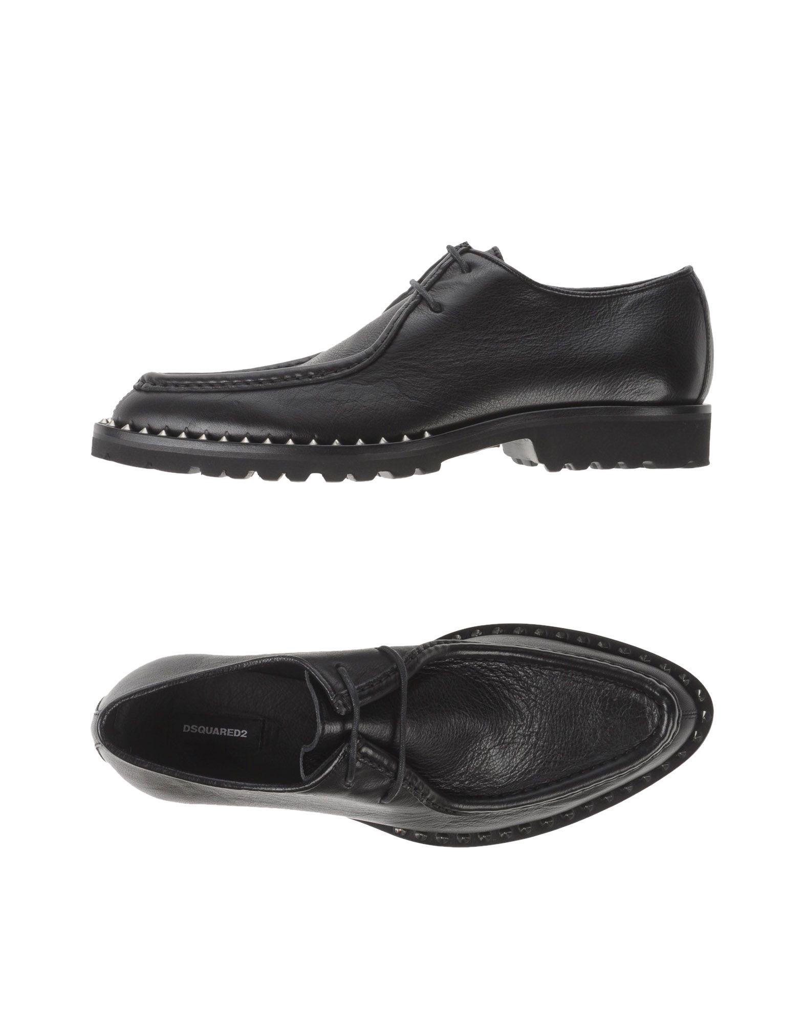 Фото - DSQUARED2 Обувь на шнурках обувь на высокой платформе dkny
