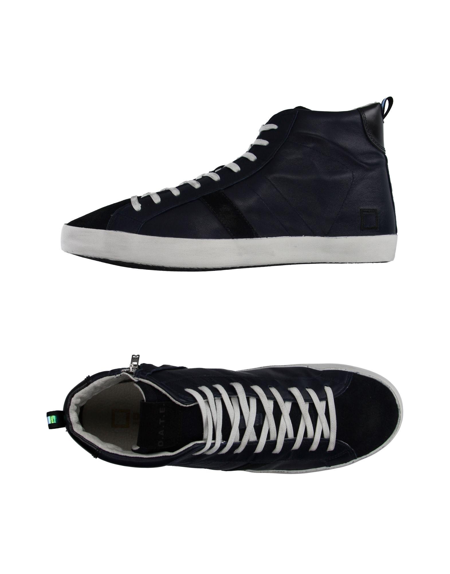 D.A.T.E. Высокие кеды и кроссовки кеды кроссовки высокие dc council mid tx stone camo
