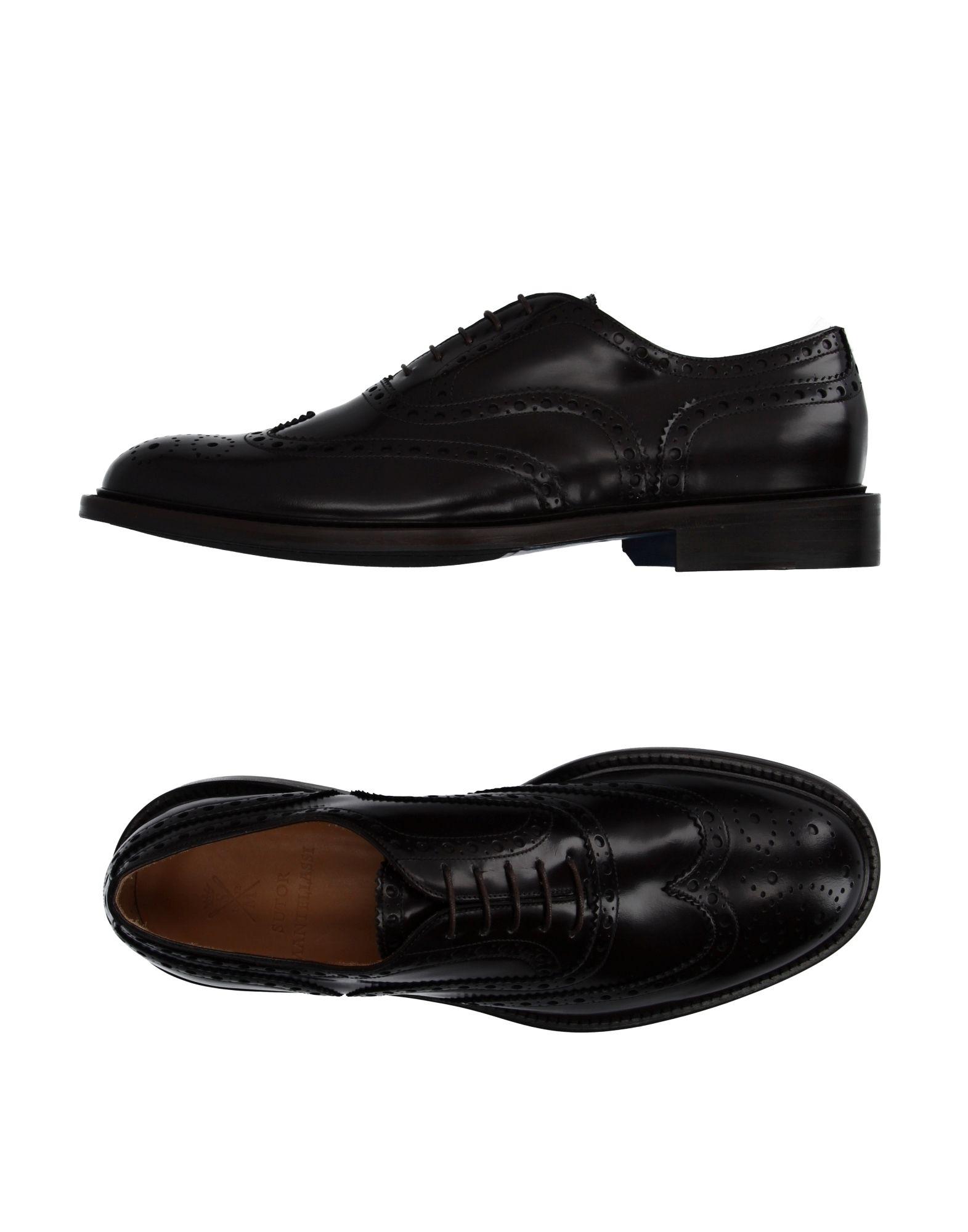 SUTOR MANTELLASSI Обувь на шнурках sutor mantellassi полусапоги и высокие ботинки