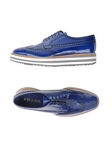 Обувь на шнурках PRADA 11069694MF