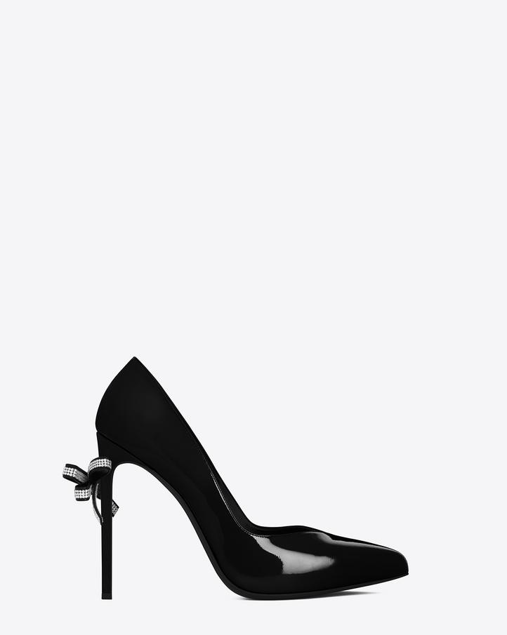Paris Skinny pumps