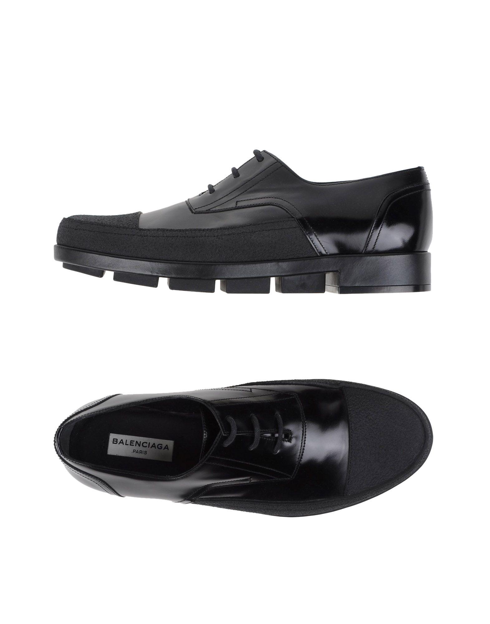 BALENCIAGA Lace-up shoes - Item 11072472