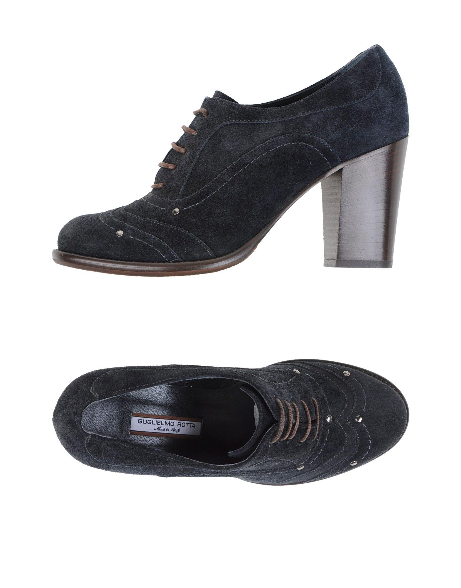 где купить GUGLIELMO ROTTA Обувь на шнурках по лучшей цене