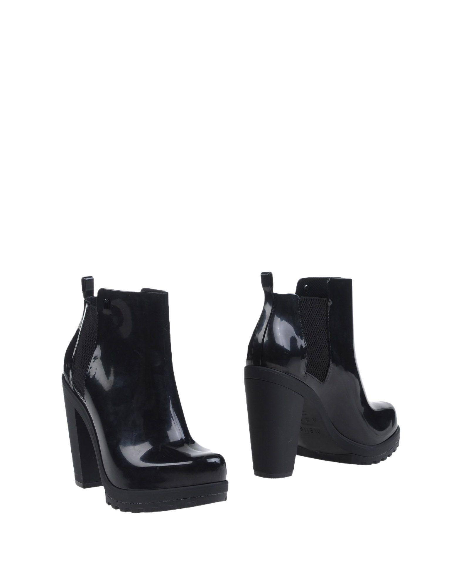 MELISSA Полусапоги и высокие ботинки цены онлайн