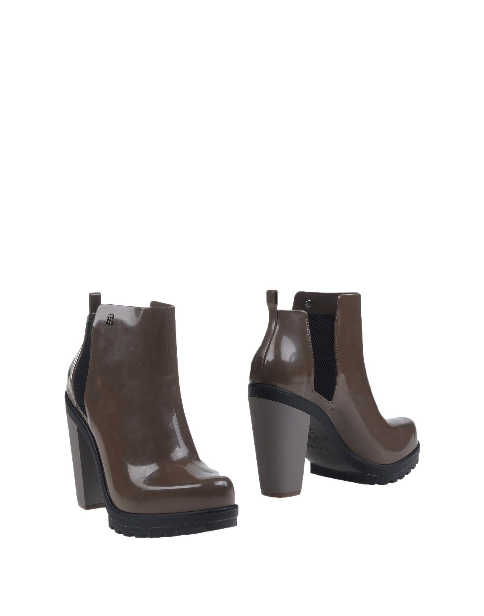 MELISSA Полусапоги и высокие ботинки резиновые ботинки melissa melissa me485awdqva7
