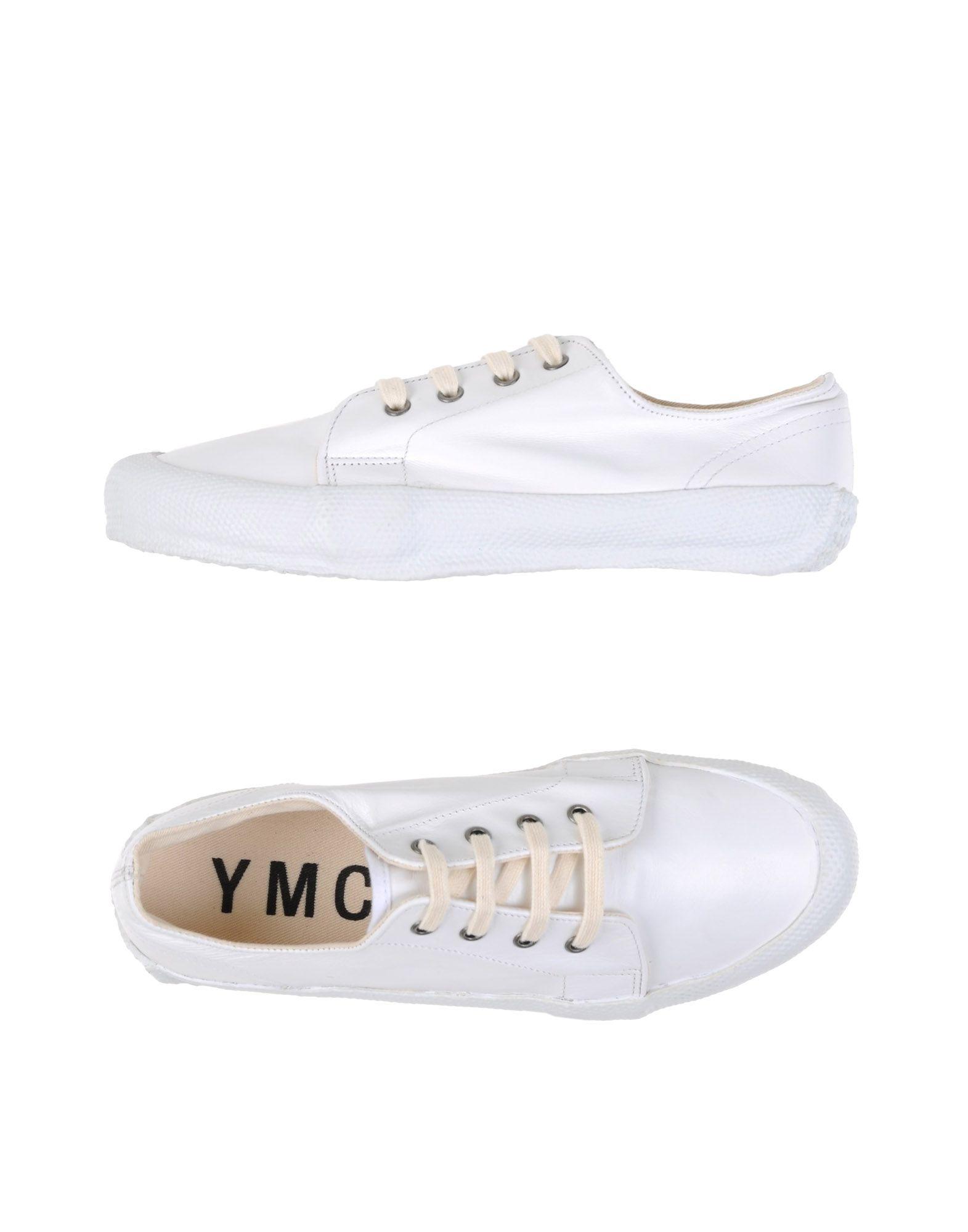 YMC YOU MUST CREATE Низкие кеды и кроссовки тетрадь на скрепке printio you must create
