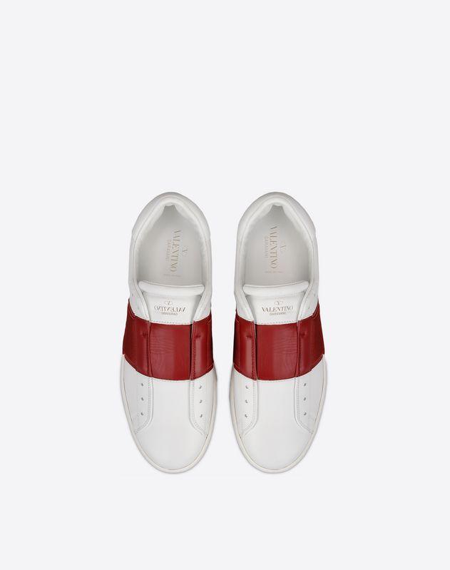 Matte Open Sneaker